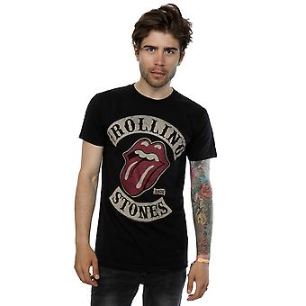 Rolling Stones mænds Tour 78 T-Shirt