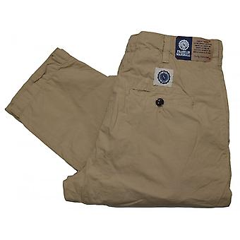 Franklin & Marshall Lyonel Mens Basic Wash Desert Pants