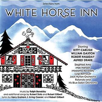 Grabación de fundición - importación de Estados Unidos White Horse Inn [CD]