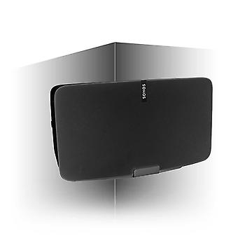 Vebos corner wall mount Sonos Play 5 gen 2 black