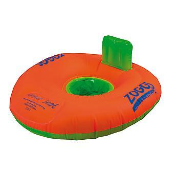 Mittelerweile Kinder Trainer Sitz Orange mit Kissen zurück zum sicheren und sicher schwimmen