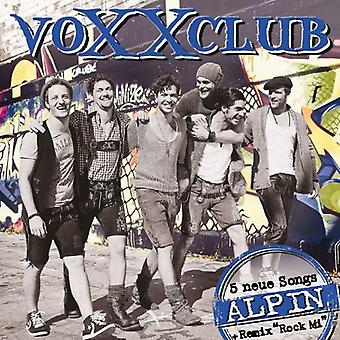 VoXXclub - Alpin/Re-Release [CD] USA importieren