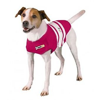 Thundershirt Anxiety Relief Jacket-pink-large (24-32 Inches)
