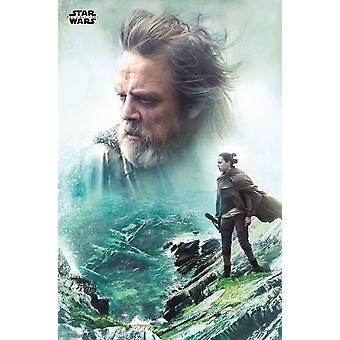 Star Wars siste Jedi - Jedi plakatutskrift