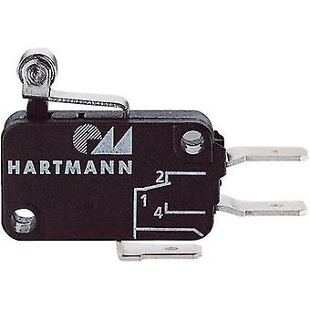 Microswitch 250 V AC 16 A 1 x On/(Off) Hartmann 04