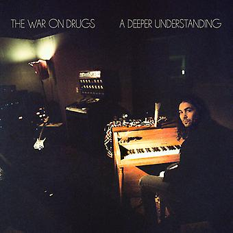 War on Drugs - Deeper Understanding [CD] USA import
