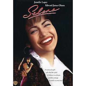 Selena [DVD] USA import