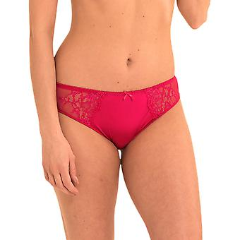 LingaDore 1400B-5 Women's Daily Lace Red Knickers Panty Full Brief