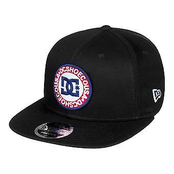 DC Speedeater Snapback Cap - Black