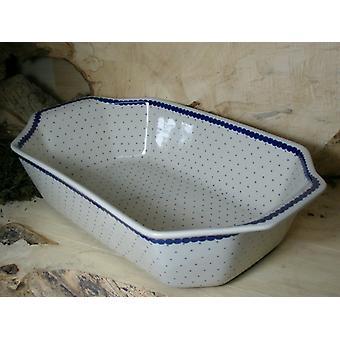 Baking dish 36 x 21.5 x 9 cm, tradition 26 Bunzlauer porcelain - BSN 21741