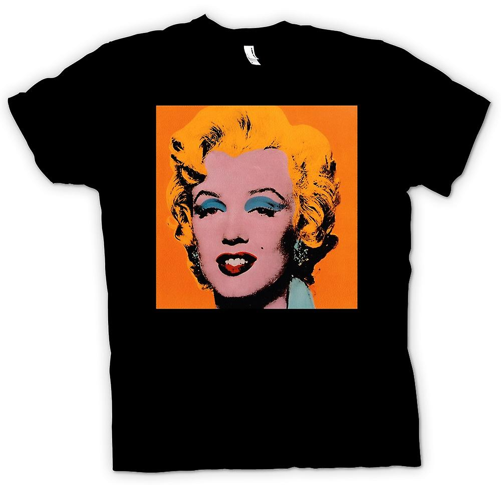 Womens T-shirt - Marilyn Monroe - Warhol - Esq - Pop-Art