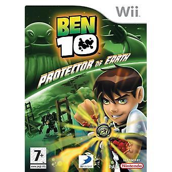 Ben 10 Beschützer der Erde (Wii)