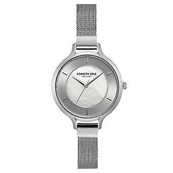 Kenneth Cole New York women's wrist watch analog quartz stainless steel KC15187002
