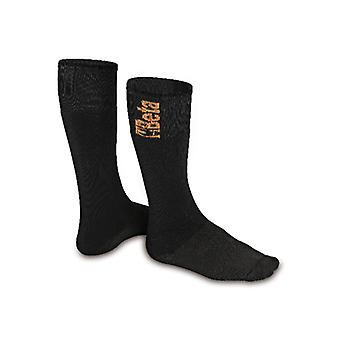 7410 S Beta Ankle Length Socks Made Of Polypropylene With Cotton And Cupron Feet