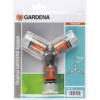 Splitter set 13 mm (1/2) Ø, Hose connector GARDENA