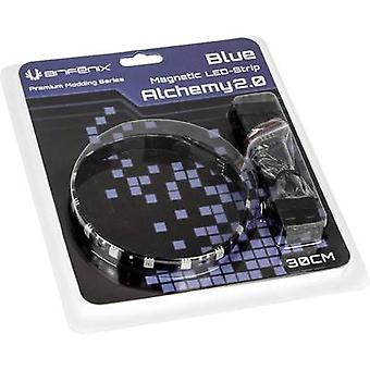 PC-LED-Streifen 30 cm blau Bitfenix Alchemy 2.0 LED-Magnetstreifen