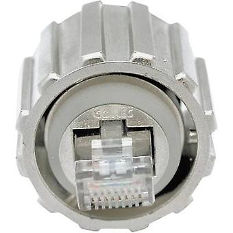 Conec 17-10044 RJ45 Plug, straight