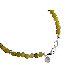 Jade bracelet bracelets jade bracelet 925 Silver pyrite gemstone bracelet