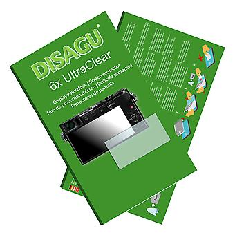 Panasonic Lumix DMC-GM5 display protector - Disagu Ultraklar protector
