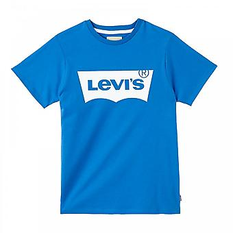 Levis junioren Basic T-Shirt (blauw)