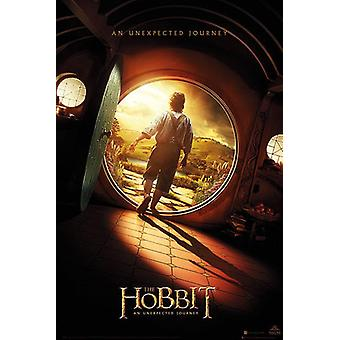De Hobbit poster teaser Onesheet grootte Bilbo Baggins (Martin Freeman)