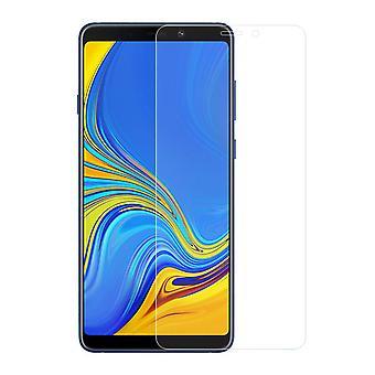 Samsung Galaxy A9 2018 zbiornik ochrony wyświetlane szkło zbiornik slajdów 9 H - 3 jednostki