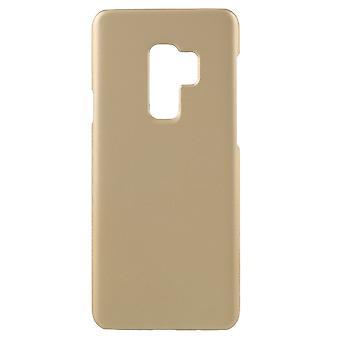 Coques en plastique dur en Samsung Galaxy S9 Plus-or