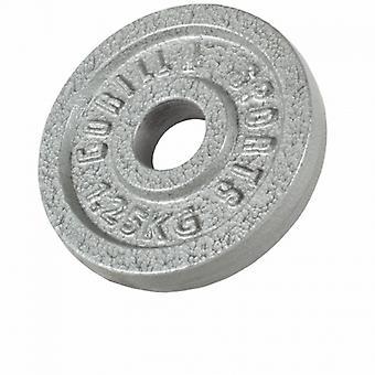 Gewicht auf die Festplatte aus Gusseisen 1,25 Kg