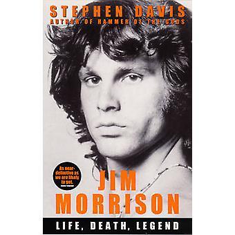 Jim Morrison - vida - muerte - leyenda por Stephen Davis - 9780091900427