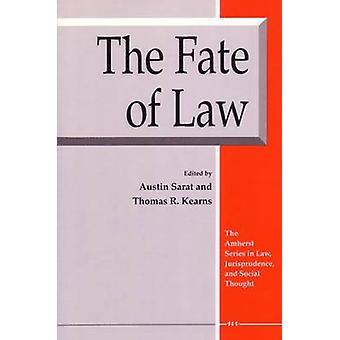Destino del diritto da - Sarat - Austin Sarat - Thomas R. Kearns - 9780472082
