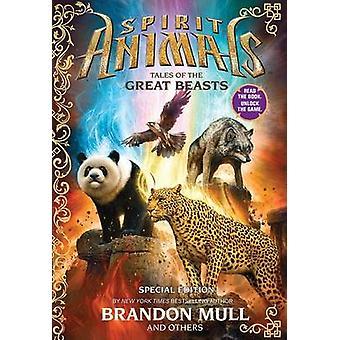 Cuentos de las grandes bestias por Brandon Mull - libro 9780545695169