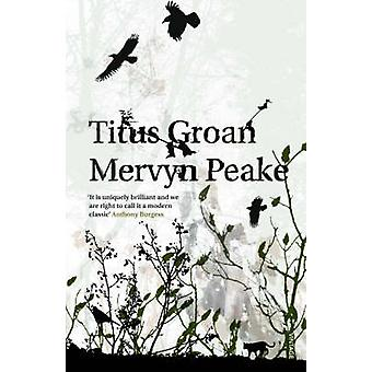 Titus Groan by Mervyn Peake - 9780749394929 Book