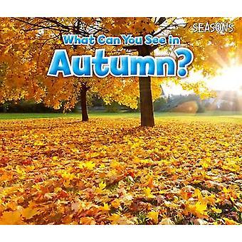 O que vê no outono? por Sian Smith - livro 9781406283211