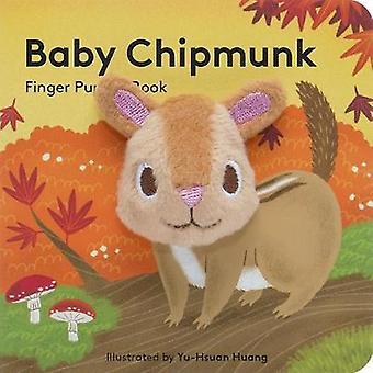 Bebé ardilla - libro de marionetas de dedo de Chronicle Books - 9781452156125