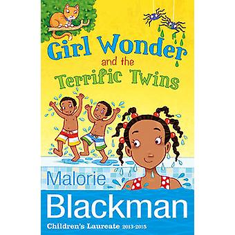 Girl Wonder and the Terrific Twins by Malorie Blackman - 978184853133
