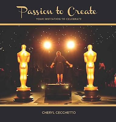 Passion to Create by Cheryl Cecchetto - 9781742576039 Book