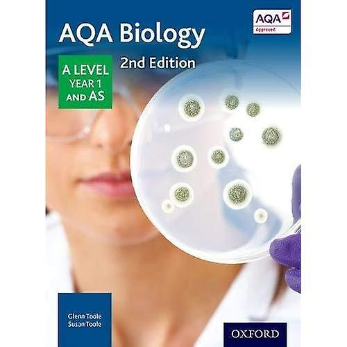 AQA Biology A Level Year 1 Second Edition Student Book