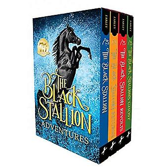 The Black Stallion Adventures! 4 Volume Boxed Set