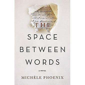 El espacio entre palabras