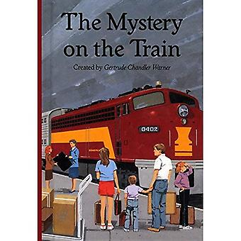 The Mystery on the Train (Boxcar Children)