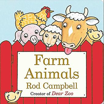 Landbouwhuisdieren (beste Zoo & vrienden)