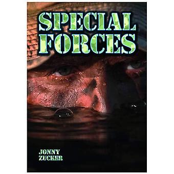Special Forces (Wow! Facts (Bl))