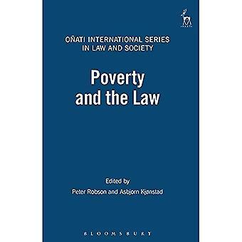 Fattigdom og loven (Onati internasjonale serien i jus og samfunnet)