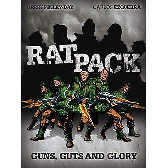 Rat Pack: Kanoner, tarmar och ära (vol 1) (Rat Pack 1)