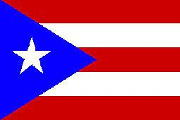Puerto Rico Flag 5ft x 3ft With Eyelets For Hanging