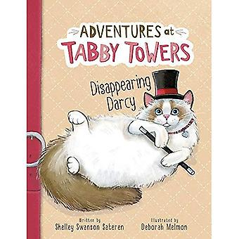 Adventures at Tabby Towers:� Disappearing Darcy