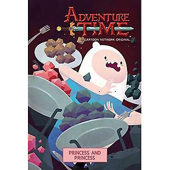 Princess & Princess (Adventure Time (Kaboom!))