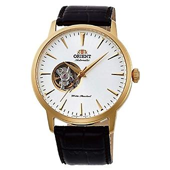 Orient Automatic Analog Man with a leather strap FAG02003W0
