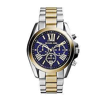Michael Kors Womens analog with metal plated stainless steel MK5976