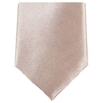 Knightsbridge dassen slanke Polyester ex aequo - crème